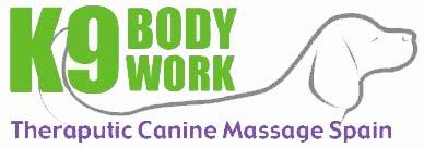 K9 Body Work Logo